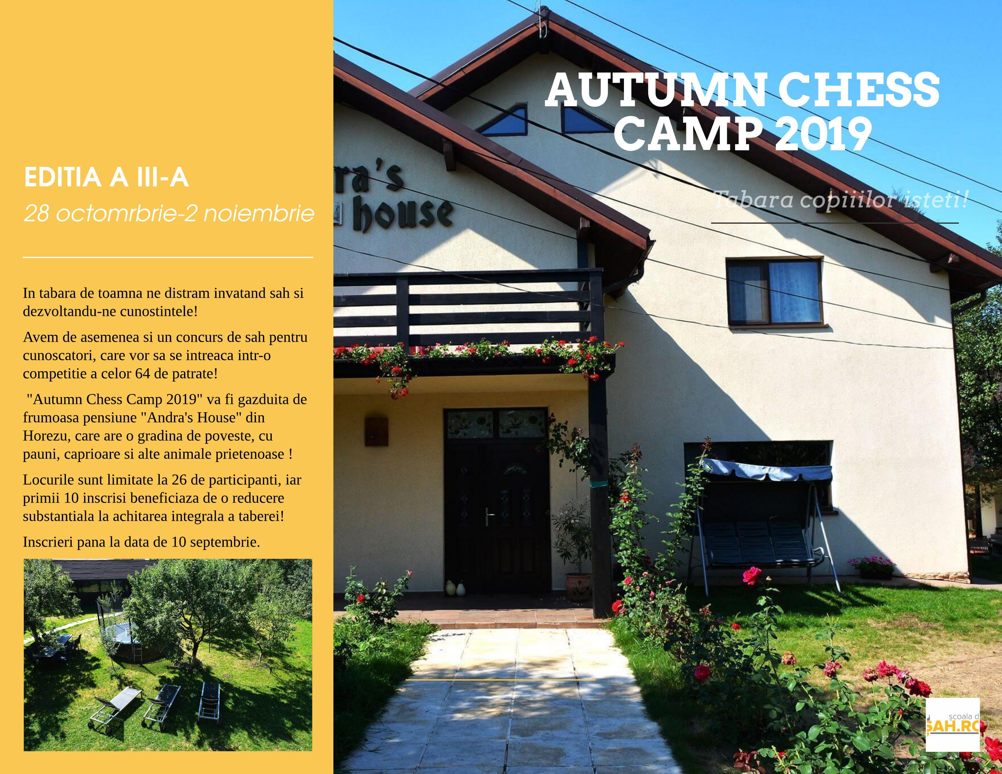 Autum Chess Camp 3