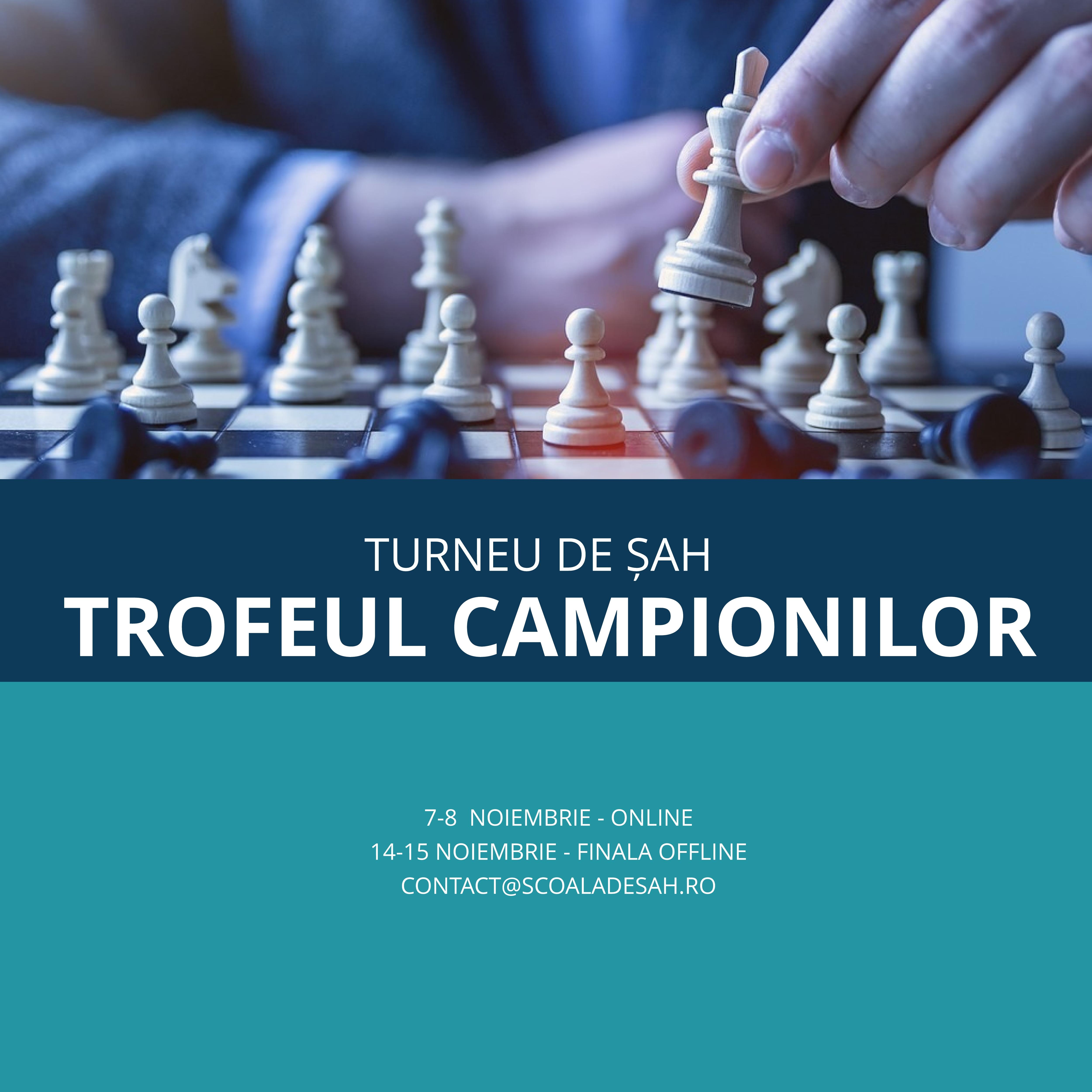 TURNEU HIBRID – TROFEUL CAMPIONILOR, EDIȚIA 1